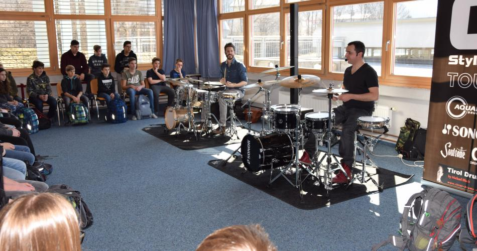 Drummer-Workshop